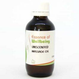 Unscented Massage Oil